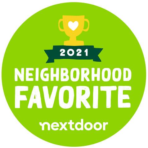 nextdoor Neighborhood Favorite 2021